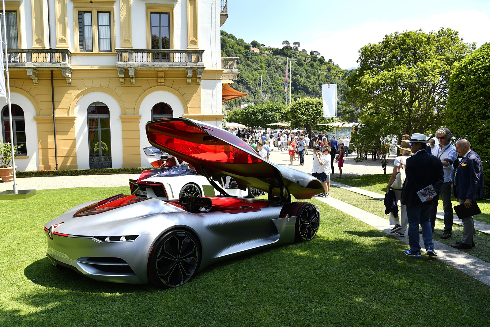 Foto de Renault Trezor Villa dEste (5/5)