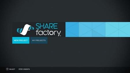 Ya podremos editar nuestros videos en PS4 con SHAREfactory