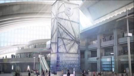 nstalaciones multimedia inmersivas en el aeropuerto LAX de Los Angeles