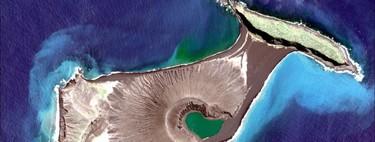 La fascinante historia de la isla que se niega a morir y que tiene sorprendidos a los investigadores de la NASA