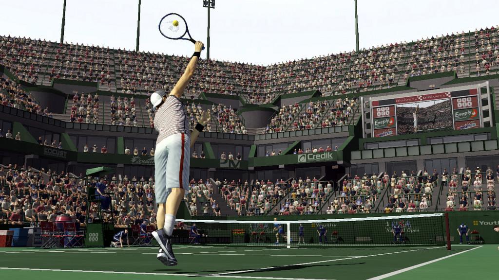 Foto de Smash Court Tennis 3 - Xbox 360 (1/6)