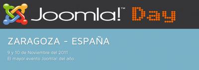 Más eventos, ahora el Joomla! Day Spain 2011