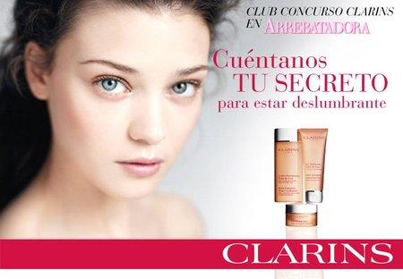 Participa con el Club Arrebatadora: sorteamos cinco programas de belleza para pieles jóvenes Eclat du Jour de Clarins