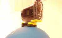 Sony deja ver su futura videocámara para deportes de acción