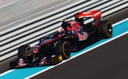 GP de Abu Dhabi F1 2011: Jaime Alguersuari saldrá desde la decimoquinta posición