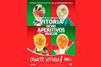 Ocho aperitivos vascos, la adaptación de la película de cine para comernos Vitoria