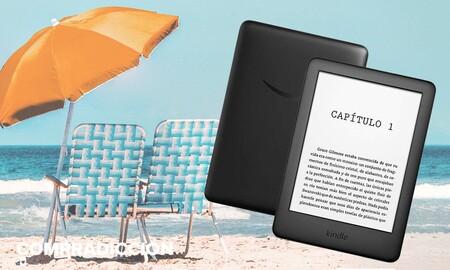 Sólo durante unas horas puedes hacerte con el rey de los libros electrónicos casi a precio mínimo: Amazon tiene el Kindle por 69,99 euros