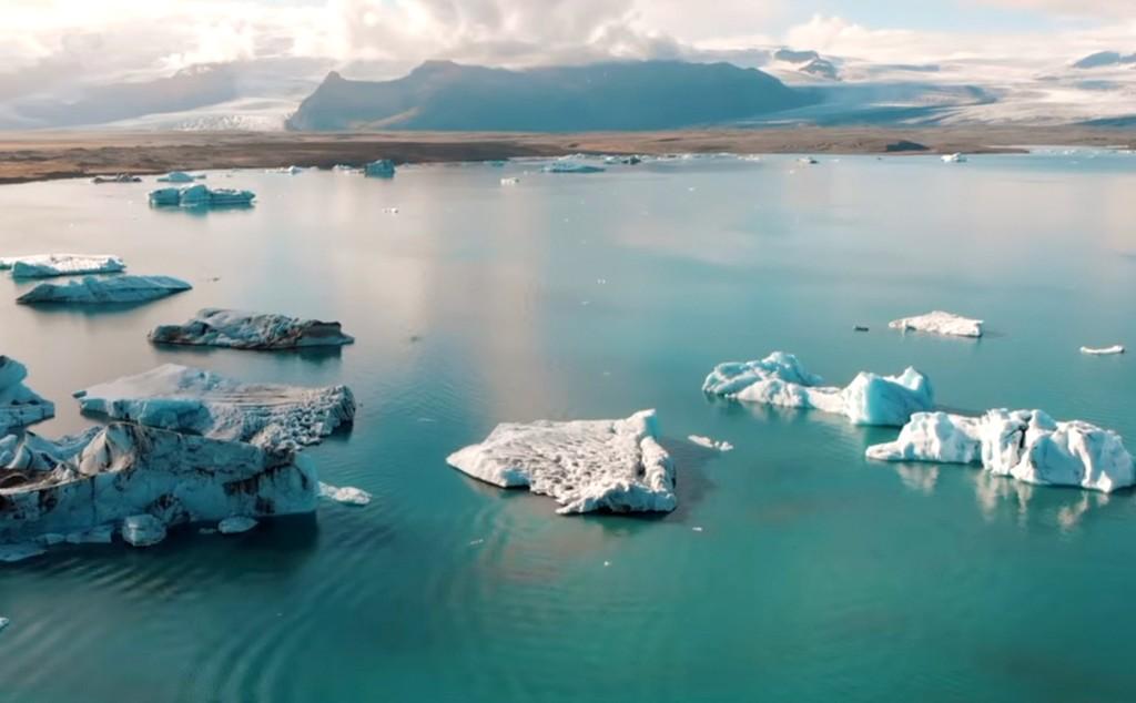 Islandia, tierra de fuego y hielo, en tres minutos