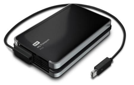 WD My Passport Pro, unidad de almacenamiento portátil para usuarios exigentes