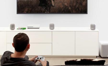 Monitor Audio pone a la venta MASS, su conjunto de altavoces 5.1 para montar un pequeño cine en casa