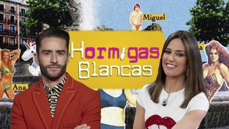 Feliz día del orgullo choni: a Pelayo Díaz le entra el mono del glamour tras ver el de Nuria Marín