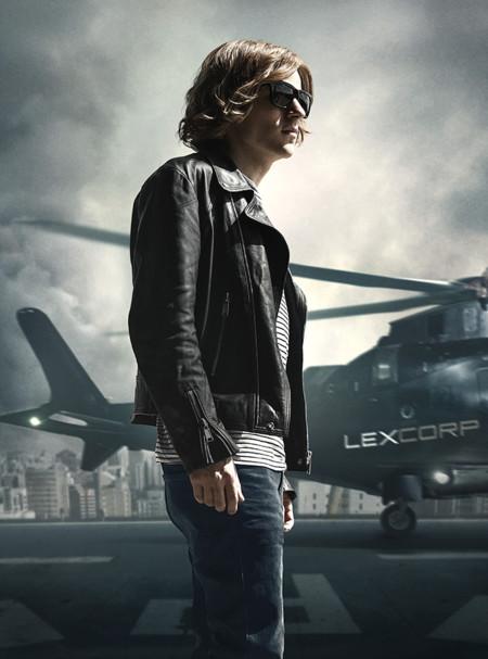 Jesse Eisenberg es el nuevo Lex Luthor