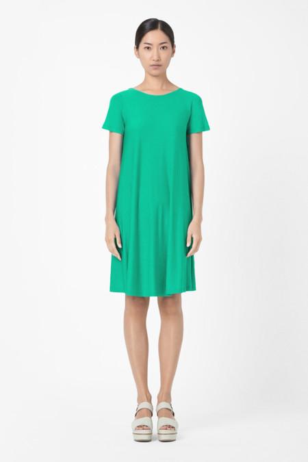 COS Vestido verde