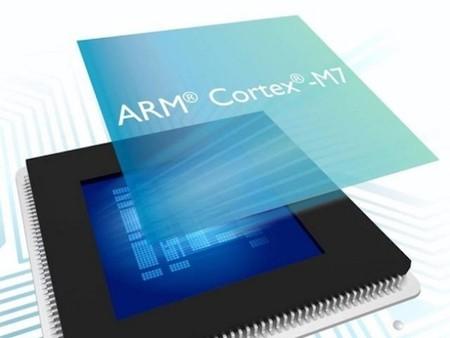 ARM presenta Cortex-M7, un nuevo procesador para la industria y el hogar