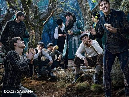 Dolce And Gabbana Winter 2015 Men Advertising Campaign 032