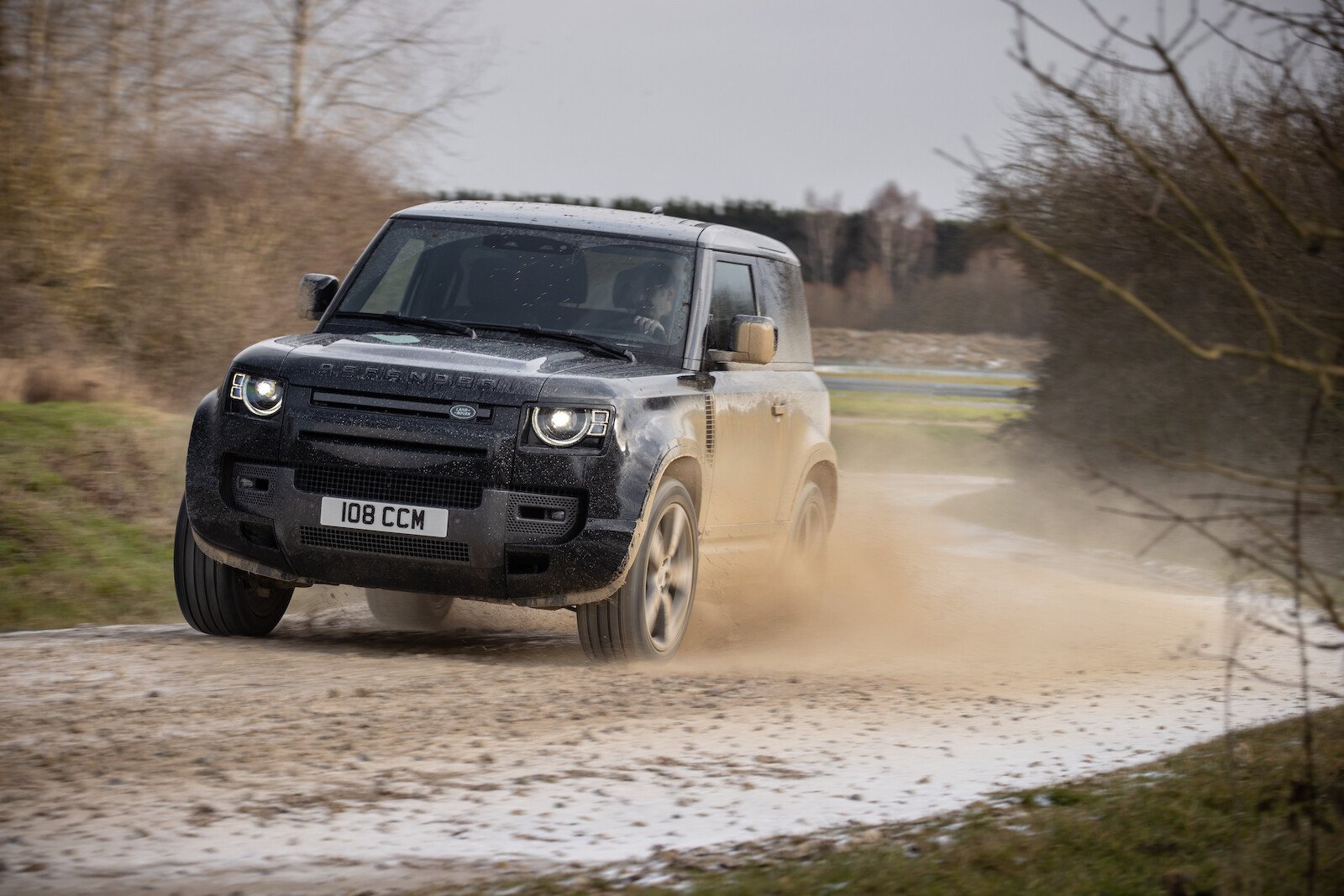 Foto de Land Rover Defender V8 (7/30)