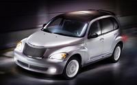 Si el Chrysler PT Cruiser ya era un coche de estética discutible, su versión limorrusa es...