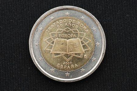 Moneda 2 euro