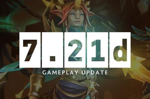 Llegan los ajustes a héroes y objetos tras el Major de DreamLeague con la Actualización 7.21d