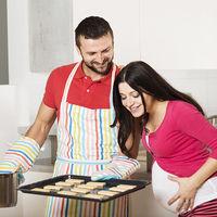 Tu bebé se alimenta con lo que comes, ¿cómo son los nutrimentos de las fiestas decembrinas?