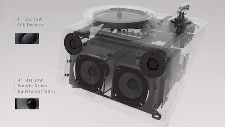 Seed reproductor discos vinilo