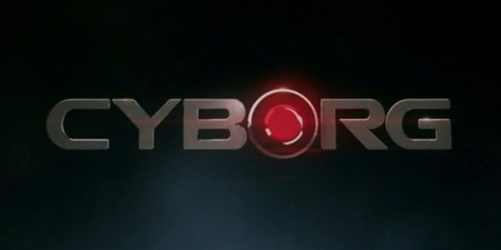 Cyborg Logo Oficial Warner Imagen