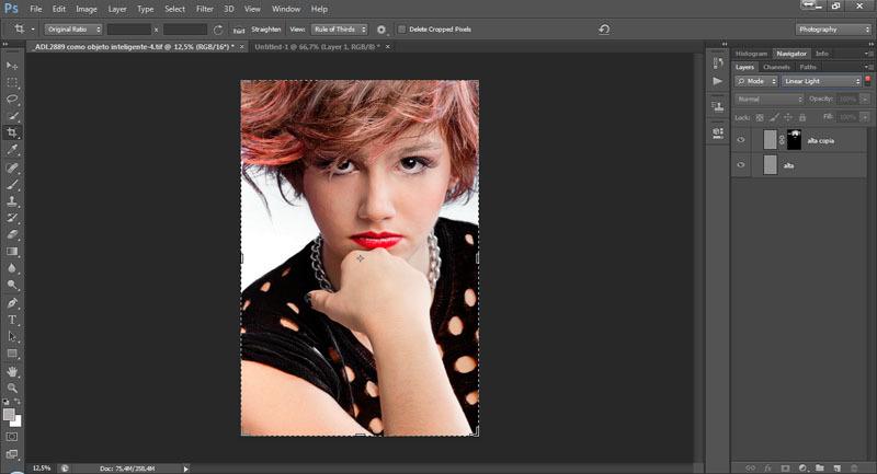Foto de Aprendiendo con Adobe Photoshop CS6: Características para fotógrafos (Capítulo 1, segunda parte) (2/14)