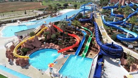 El Algarve Parque acuático niños