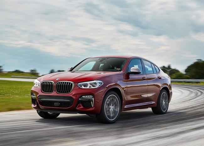 BMW X4 2019: Precios, versiones y equipamiento en México