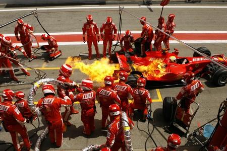 Massa Espana F1 2007