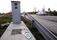 El Servei Català de Trànsit anula 3.200 expedientes de multa por un radar defectuoso
