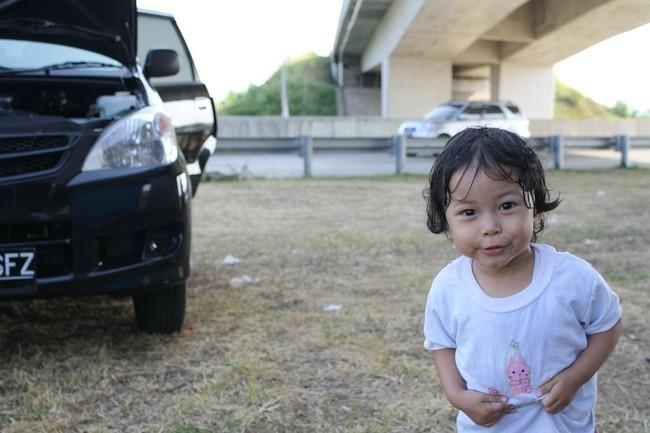 encuesta niños coche padres conductores hábitos