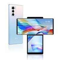 LG Wing: pantalla giratoria secundaria que se esconde debajo de la principal para combatir a los smartphones plegables