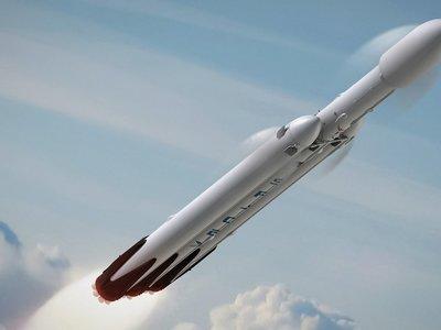Elon Musk enviará a Marte un Tesla Roadster (de color rojo, cómo no) en su Falcon Heavy
