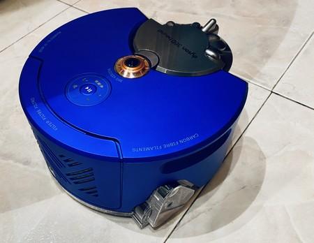 Dyson 360 Heurist, análisis: la esencia del mejor Dyson en potencia y calidad de aspiración en versión robot aspirador