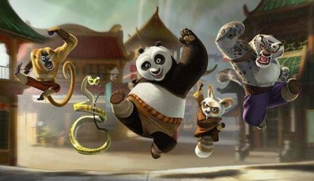 Estrenos de cine | 17 de junio | 'Kung Fu Panda 2' eclipsa el resto de estrenos