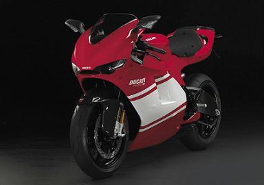 Vendidas las 1.500 Ducati Desmosedici RR