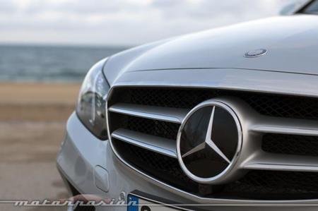 China, un lastre en las ventas de Mercedes durante febrero
