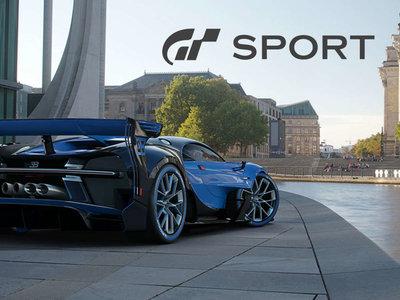 Las carreras de Gran Turismo Sport comenzarán, si no hay más retrasos, este otoño en PS4 [E3 2017]