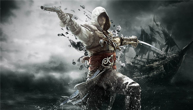 Assassins's Creed 4 Black Flag