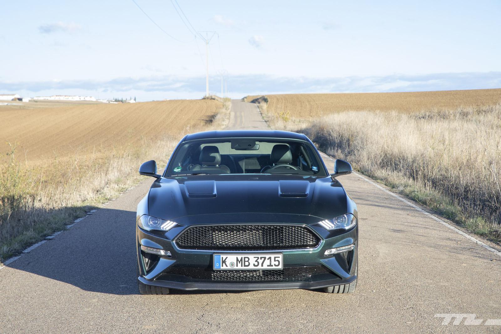 Foto de Ford Mustang Bullitt (prueba) (22/45)