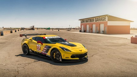 Convierte tu Chevrolet Corvette Z06 en (casi) un C7.R de carreras... ¡con 862 CV y más de 1.000 Nm!
