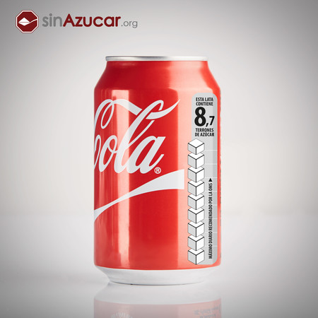Cocacola Etiqueta Alternativa