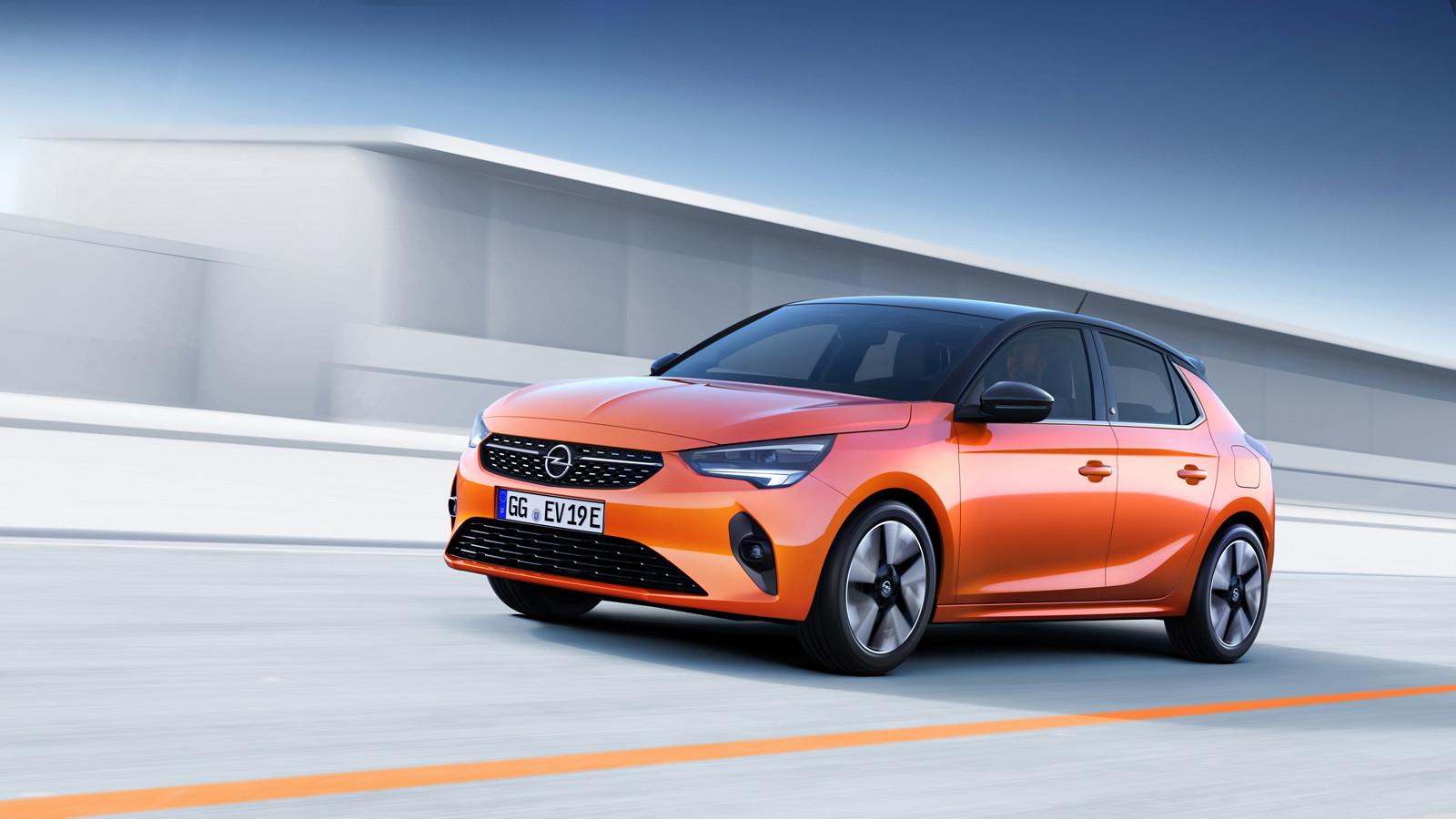 Foto de Opel Corsa 2019 (presentación estática) (44/46)