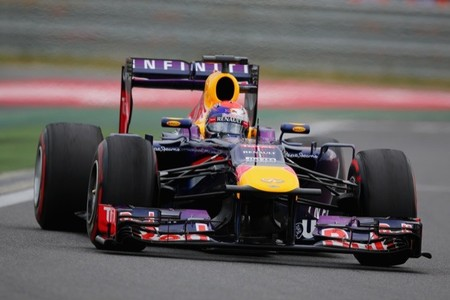 Mi Gran Premio de Corea 2013: la carrera para Vettel, los aplausos para Hulkenberg