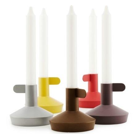 candeleros colores