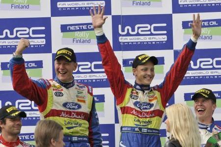 Lo mejor y lo peor del Rally de Finlandia