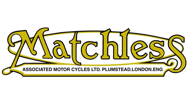 Logo clásico Matchless