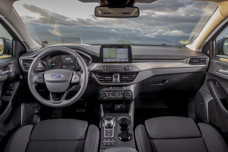 Foto de Ford Focus 2018, toma de contacto (126/204)