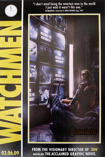 Foto de 'Watchmen', nuevos posters (1/7)